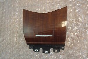 2003 2007 Honda Accord Oem Center Console Cubby Storage Compartment Wood Grain