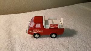 Vintage Buddy L Coca Cola Truck No Bottles