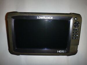 Lowrance HDS 9 Touch Insight GEN 3 GPS/Fishfinder Navico