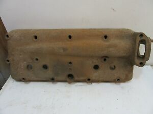 1927 1931 Model A Ford Engine Cylinder Head 1931 Oem Needs Some Repair