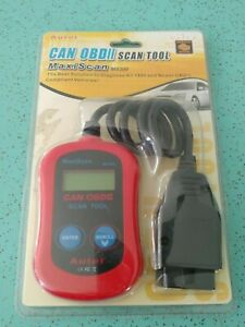 New Ms300 Obd2 Obdii Code Reader Car Diagnostic Scanner Scan Tool Maxiscan