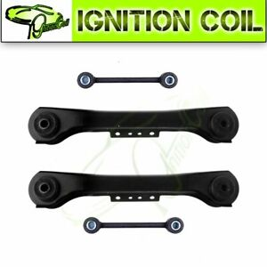 Steering Parts Sway Bar And Control Arm Both 4 For 1997 2006 Jeep Wrangler Tj