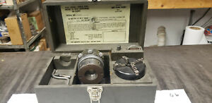 Incomplete Fast Grind Versa Tool Model A 4 jaw Chuck Self Centering Or Float
