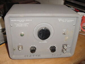 Radio Test Equipment Precision Phase Shifter Generator Ham Radio Amateur Radio