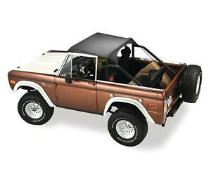 Bestop 52542 01 Bikini Top Traditional Style Fits 66 77 Bronco