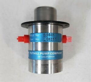 Tuthill B9046 Stainless Steel Magnetic Drive Micro Pump Head For B9463 Pump