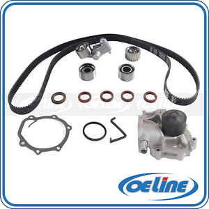 Timing Belt Kit Water Pump For 98 99 Subaru Impreza Forester Legacy Ej25 2 5l