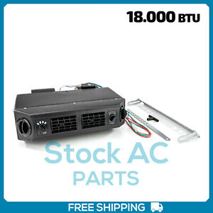 New A c Under Dash Evaporator Assembly 12v Heat And Cool