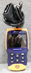 Actron Cp9580a Autoscanner Plus Code Connect Obd2 Obdii Free Shipping