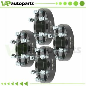 1 25 4pcs Wheel Spacers 6x5 5 To 6x5 5 14x1 5 For Chevrolet Tahoe 1992 2017