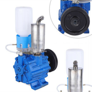 250l m Portable Vacuum Pump Electric Milking Machine For Farm Cow Sheep Goat