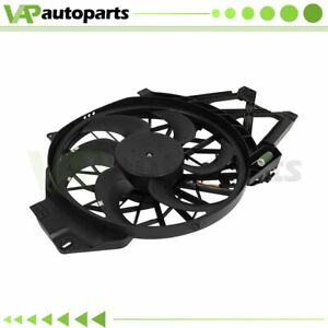 Engine Radiator Cooling Fan Assembly For 2001 2002 2003 2004 Ford Mustang