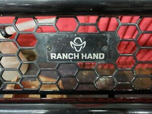 Ranch Hand Legend Grille Guard Ggd101bl1 Factory 2nd Dodge 2500 3500 2010 2018