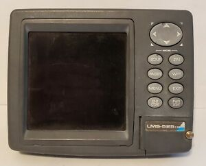 Lowrance LMS-525c DF Fish Finder GPS Radar Head Unit Only!