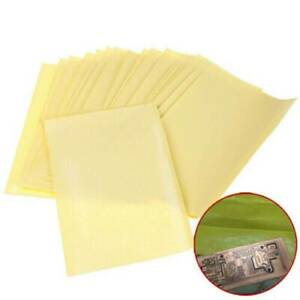 10pcs A4 Sheets Heat Toner Transfer Paper For Diy Pcb Electronic Mark Chic