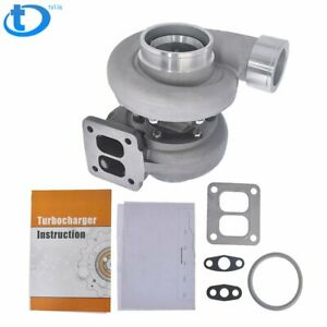 Huge 600 hps Boost Upgrade Racing Turbo Charger For Gt45 T4 V band 1 05 A r 98mm