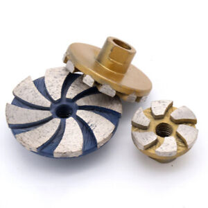 Diamond Segment Grinding Wheel Cup Disc Grinder Concrete
