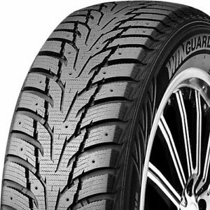 4 New Nexen Winguard Winspike Studable Winter Snow Tires 215 55r16 97t