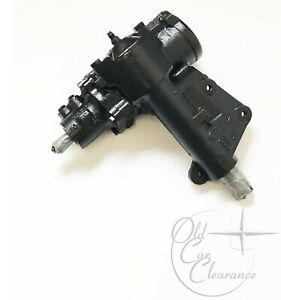 1965 1969 Lincoln Remanufactured Power Steering Gear Box c8vy3504a