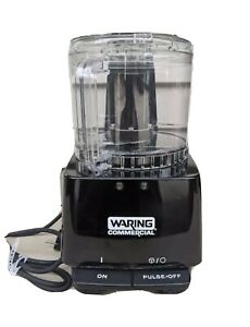 Waring Vcm1000pe Commercial Food Processor 220 230v Vertical Mixer Chopper