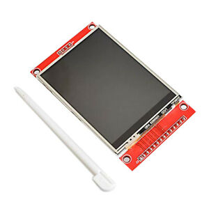 5x 2 8 Inch Colorful Tft Lcd Screen Display Module Spi Serial Drive 240x320 S2l3