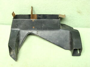 1969 72 Pontiac Gto Heater Deflector For 8 Track Tape Player 9791750 Looks Fair