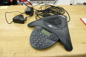 Cisco Cp 7936 Conference Station Ip Phone W Power Adapter Mics