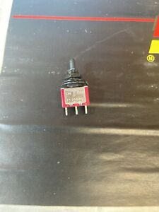 On off Micro Mini Toggle Switch 2a 250vac 5a 120vac On off on Lot Of 50
