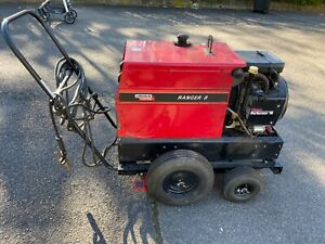 Lincoln Electric Ranger 8 Welder Generator 95 Original Hrs
