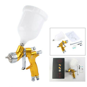 600ml Devilbiss Gti T110 Pro Lite Spray Gun 1 3mm Nozzle Gold Car Paint Gun Tool