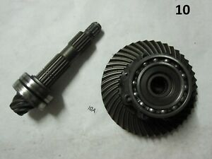 John Deere 750 Tractor Rear Differential Assembly With Ring Pinion