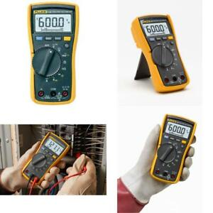 Fluke Electrical electronic Tests 115 Compact True rms Digital Multimeter new