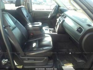 Driver Front Seat Bucket bench Electric Leather Fits 07 Avalanche 1500 844728