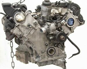 Bmw Engine Motor M67 E65 745d 448d1 220kw 11000441273