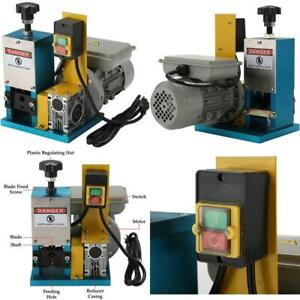 Co z Wire Stripping Machine Portable Auto Motorized Scrap Cable Copper Recycle