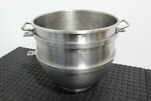 Hobart Legacy Bowl Hl 80 Stainless Steel For Hl800 Mixer 80 Qt Free Shipping