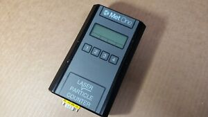 Met One 227b Laser Particle Counter 2081850 02 sold W 60 Day Warranty