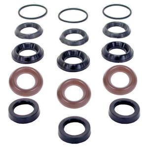 5019 0064 00 Comet Zwd Pressure Washer Pump Seal Kit