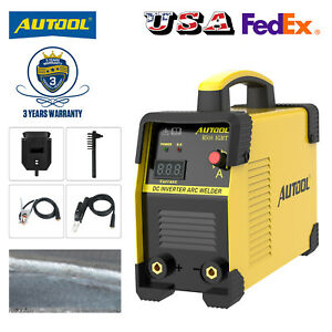 Digital Electric Welding Machine Igbt Inverter Mma Arc Stick Welder 110v 160a