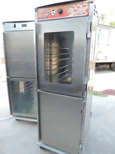 Cres Cor Insulated Full Height Pass through Hot Holding Cabinet