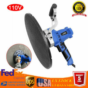 Electric Concrete Cement Mortar Wall Smoothing Polishing Machine 410mm Wiper Us