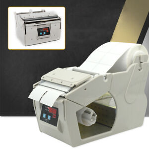 Label Stripping Machine For Auto Counting Peeling Separator Stripper 1 10 Inches