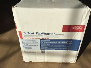 New Dupont Flexwrap 9 X 75 Tyvek Flashing Tape For Window Door Jambs
