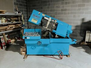 Used 12 X 12 Doall C 305a Automatic Horizontal Band Saw