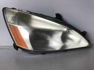 2003 2004 2005 2006 2007 Honda Accord Right Passenger Side Headlamp Assembly Oem