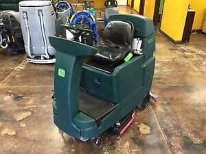Tennant Nobles Ssr 32 Riding Disk Floor Scrubber