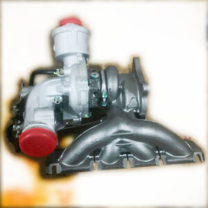 Used Turbo Turbocharger W Electronic Actuator For Jeep Grand Cherokee 3 0l Crd
