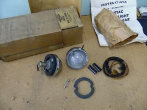 Nos Pontiac 1951 1952 Back Up Lamp Accessory Kit 1