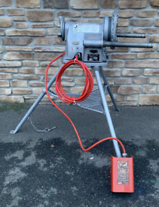 Ridgid 300 T2 Pipe Threader 1 2 2 Rigid 700 1822 1224 535 fully Serviced 6