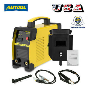 110v 220v 160a Electric Welding Machine Igbt Dc Inverter Arc Mma Stick Welder